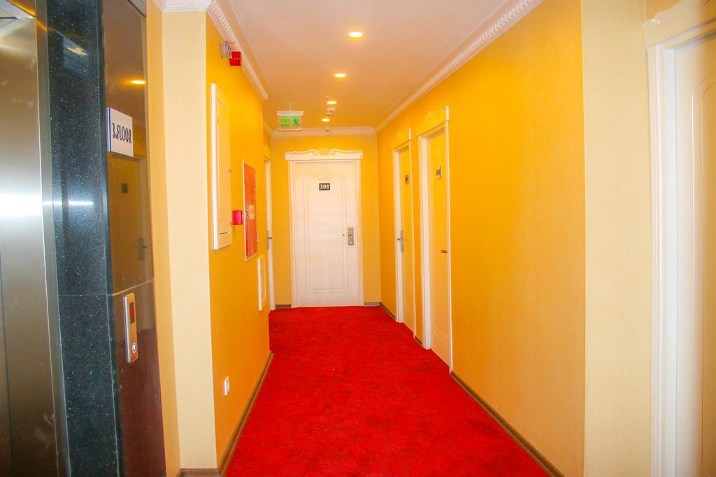 Стамбул Deluxe Newport Hotel цены