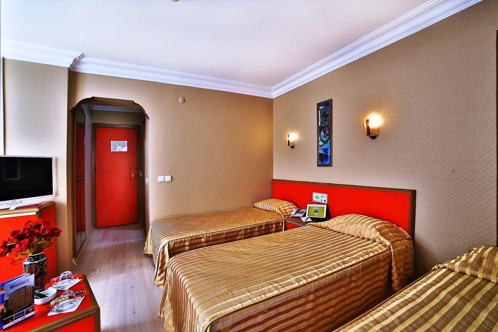 Отель, 3, Sahinler Laleli