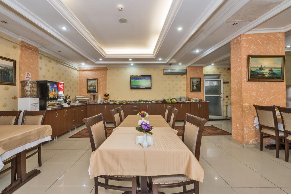 Отдых в отеле May Hotel Стамбул Турция