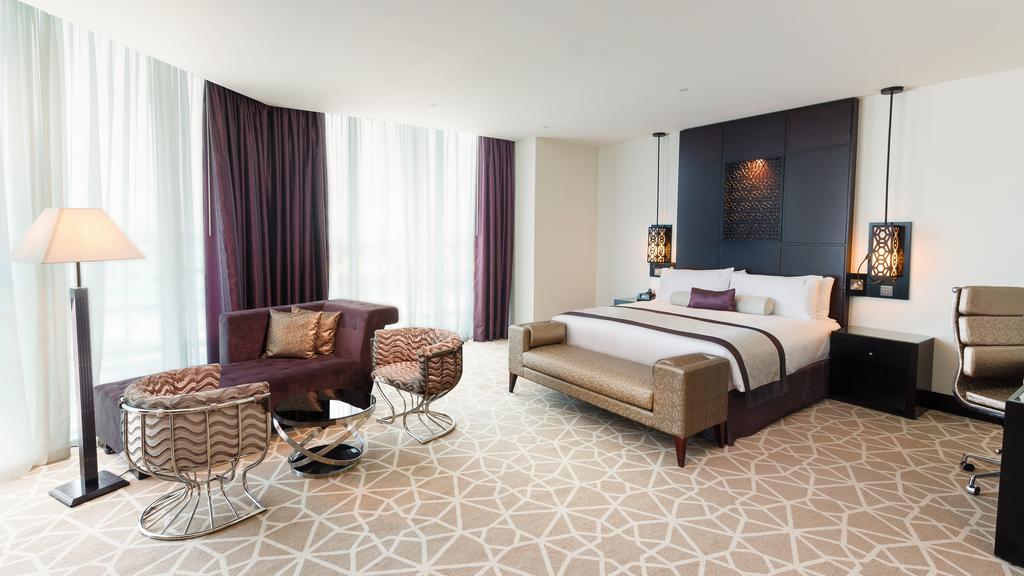 Горящие туры в отель Holiday Inn Al Barsha Дубай (город)