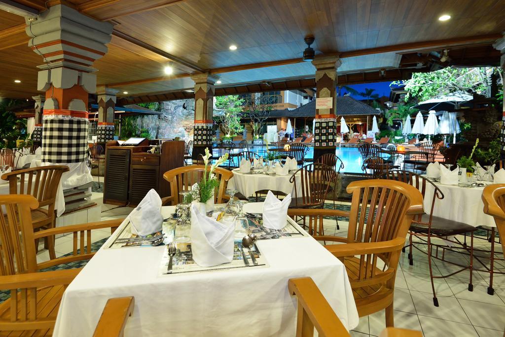 Отдых в отеле Wina Holiday Villa Kuta Кута