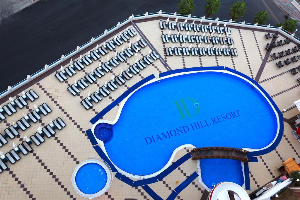 Отдых в отеле Diamond Hill Resort Аланья