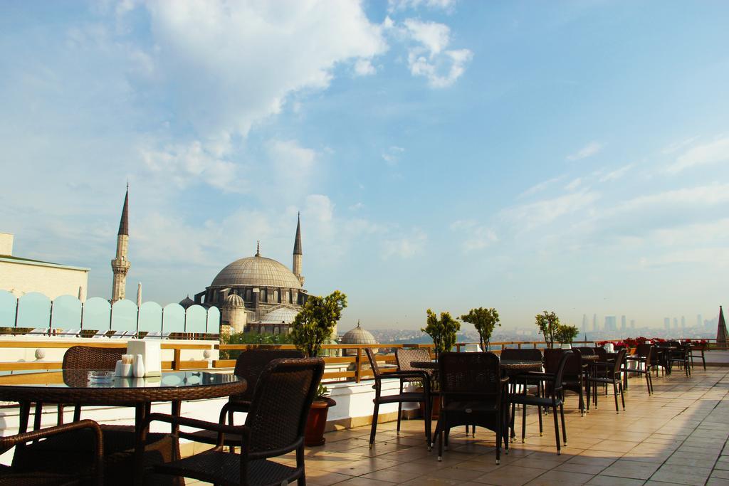 Стамбул, Hamidiye Hotel, 4
