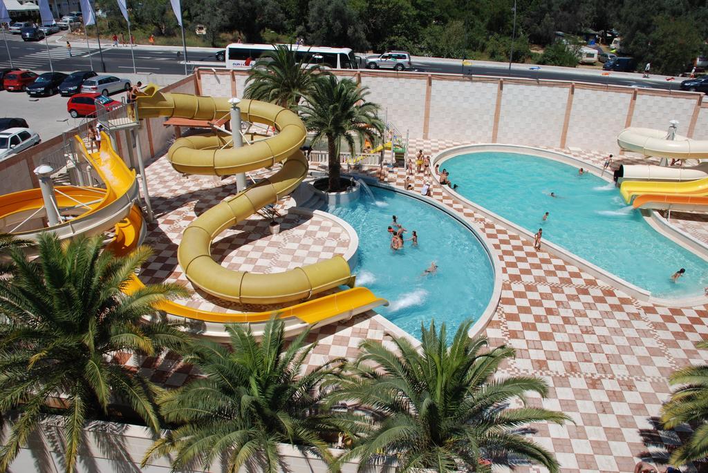 Отель, Бечичи, Черногория, Mediteran Becici Hotel