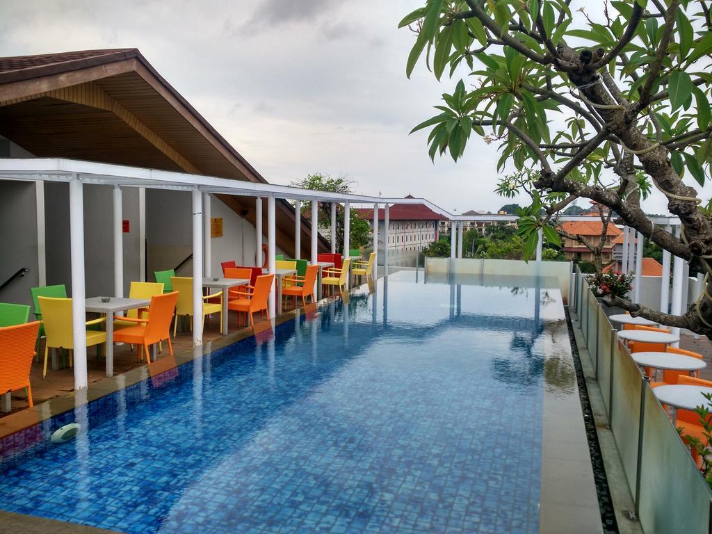 Индонезия Best Western Kuta Beach