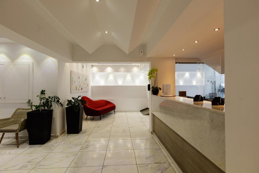 Відпочинок в готелі Kahlua Hotel and Suites (ex. Kahlua Boutique Hotel) Іракліон Греція