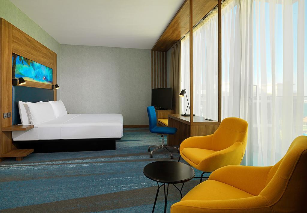 Гарячі тури в готель Aloft Palm Jumeirah Дубай Пальма