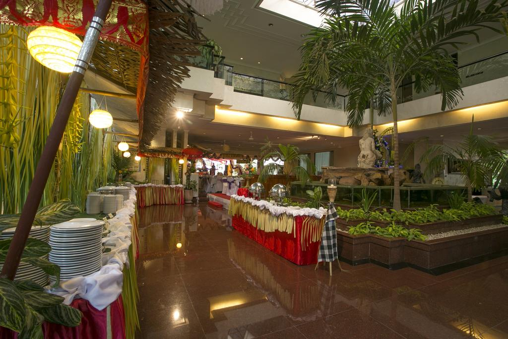 Parigata Resort And Spa, Санур, Индонезия, фотографии туров
