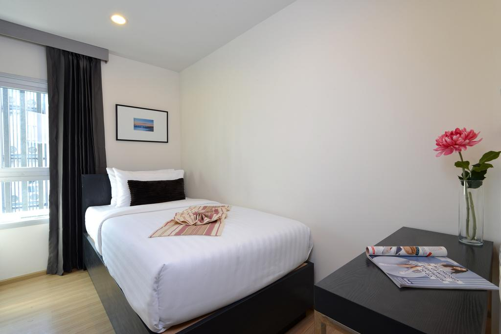 Отзывы об отеле The Grass Serviced Suites