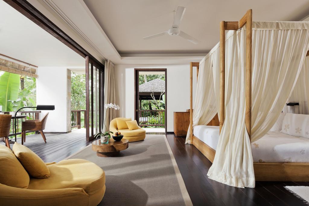 Отдых в отеле Como Shambala Убуд Индонезия