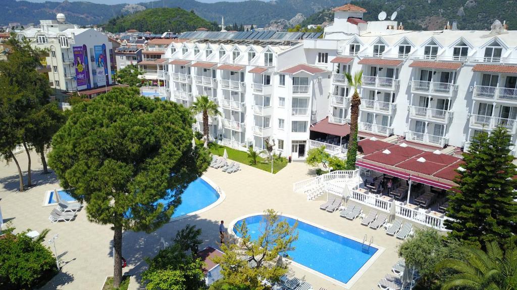 Відпочинок в готелі Halici Otel Marmaris
