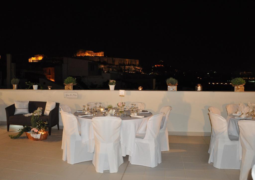 Отдых в отеле Acropolis Hill Hotel Афины Греция