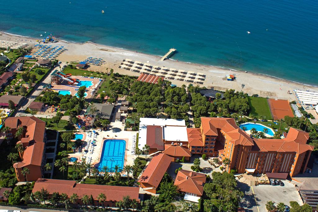 Club Turtas Beach Hotel, Аланья, фотографии туров