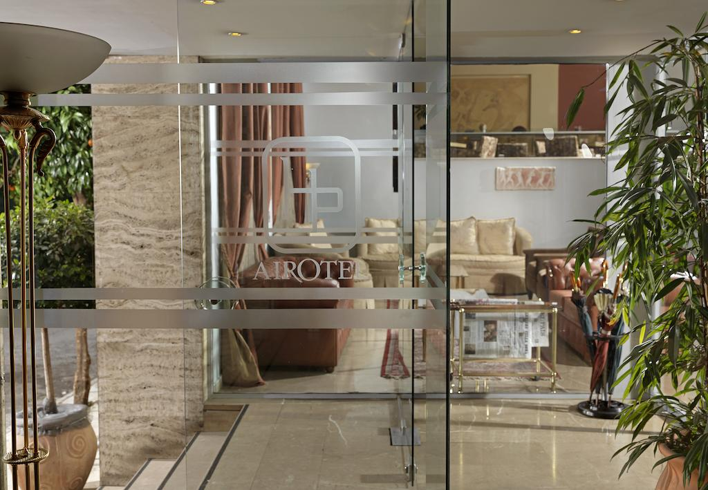 Горящие туры в отель Parthenon Airotel