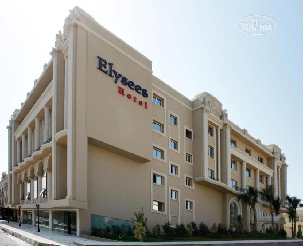 Elysees Hurghada Hotel, Хургада, фотографии туров