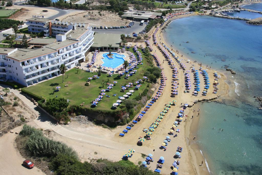 Corallia Beach Hotel, Пафос, фотографии туров