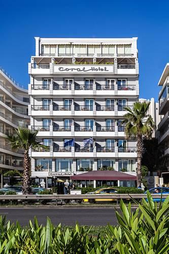 Афины Coral Hotel Athens цены