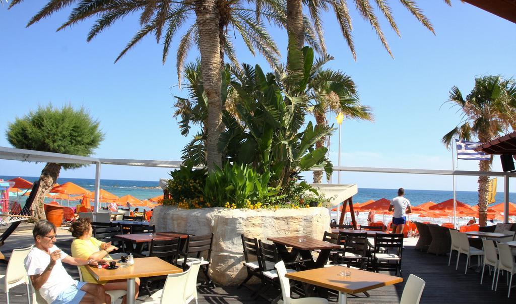 Отдых в отеле Miramare High Beach Annex Ираклион Греция