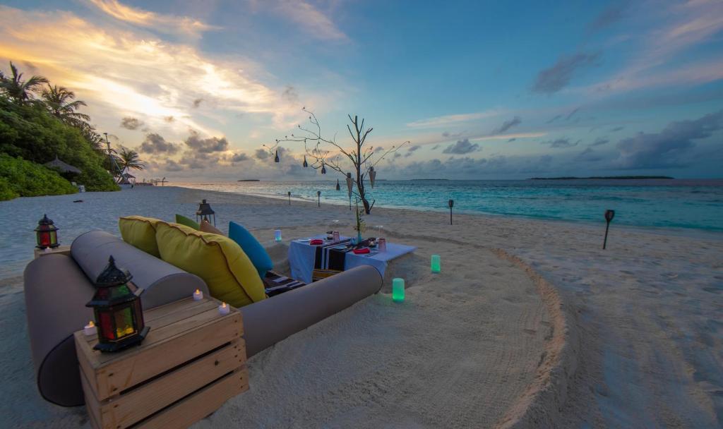 Готель, Мальдіви, Раа Атол, Furaveri Island Resort