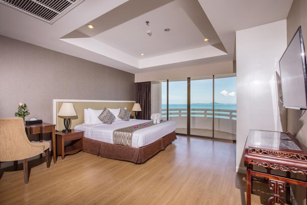 Горящие туры в отель D Varee Jomtien Beach пляж Паттаи Таиланд