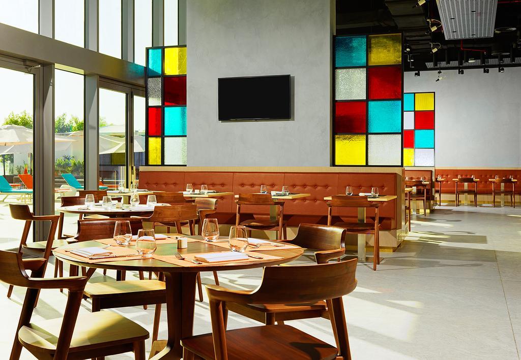 Відпочинок в готелі Aloft Palm Jumeirah Дубай Пальма
