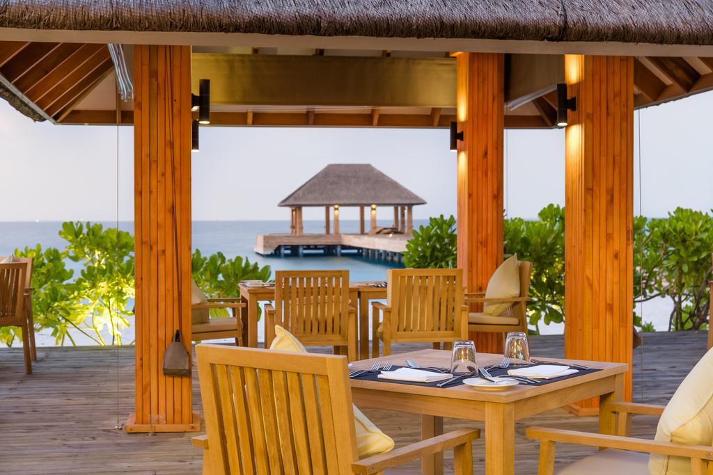 Kudafushi Resort & Spa, фотографії