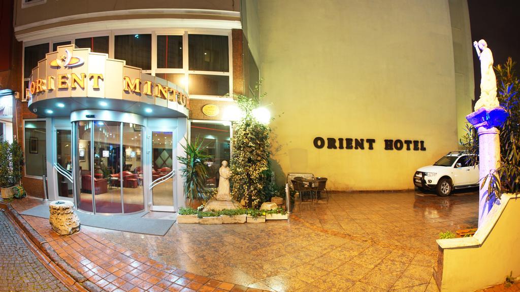 Горящие туры в отель Orient Mintur Hotel
