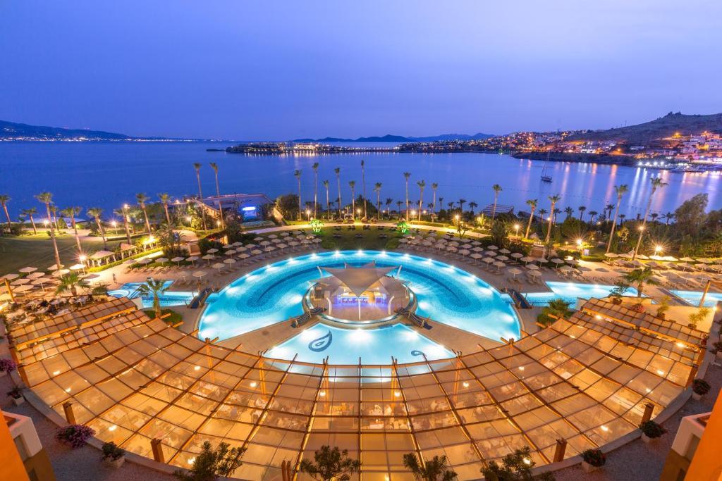 Kefaluka Resort, розваги