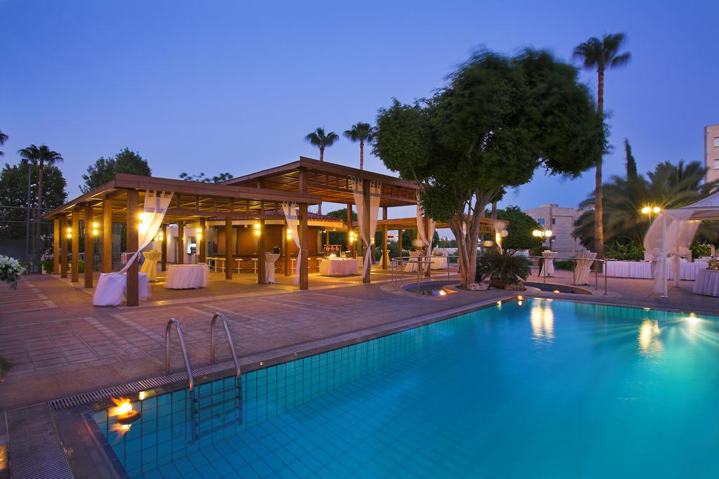 Отель, Лимассол, Кипр, Ajax Hotel