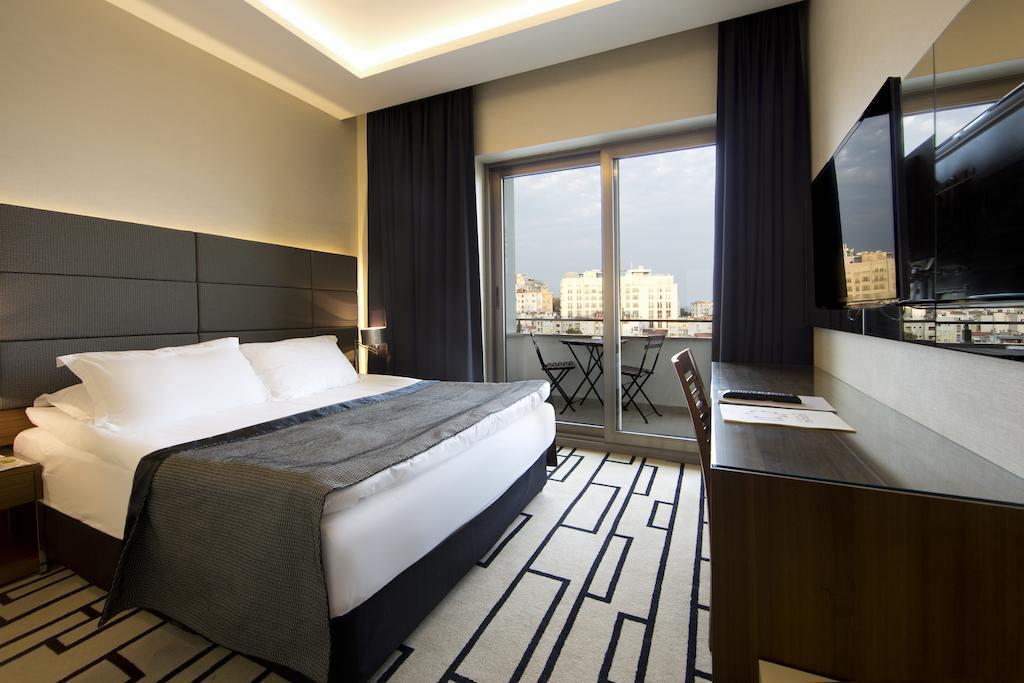 Отзывы туристов Cihangir Hotel