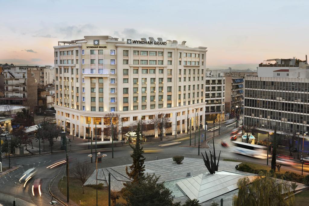 Wyndham Grand Athens, Афины цены
