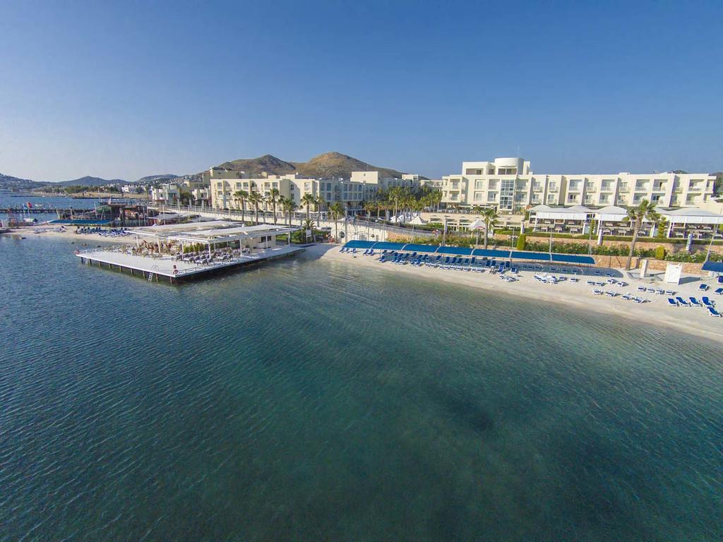 La Blanche Resort & Spa, Бодрум, Туреччина, фотографії турів
