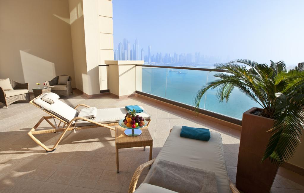 Гарячі тури в готель Fairmont The Palm Дубай Пальма ОАЕ