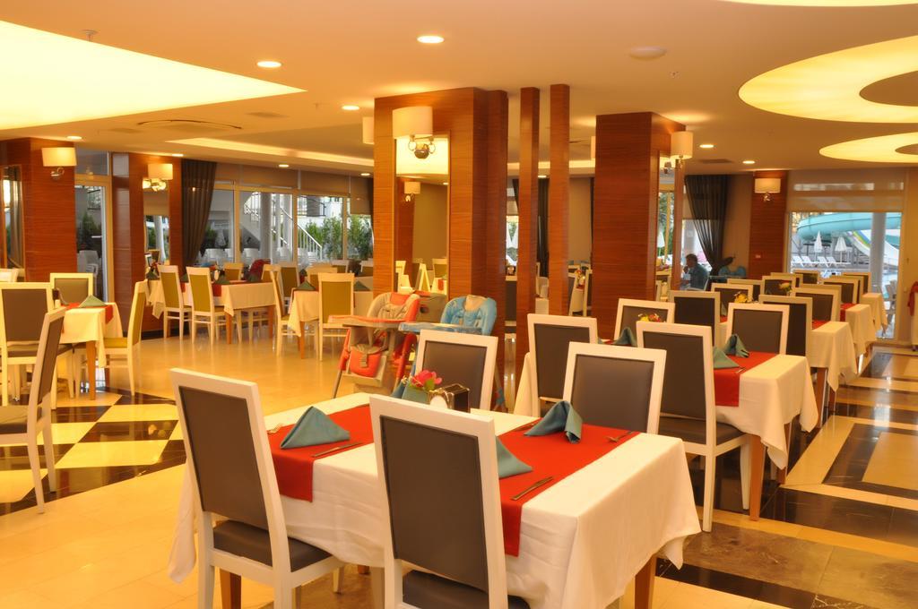 Відпочинок в готелі Palm World Side Resort & Spa Сіде Туреччина