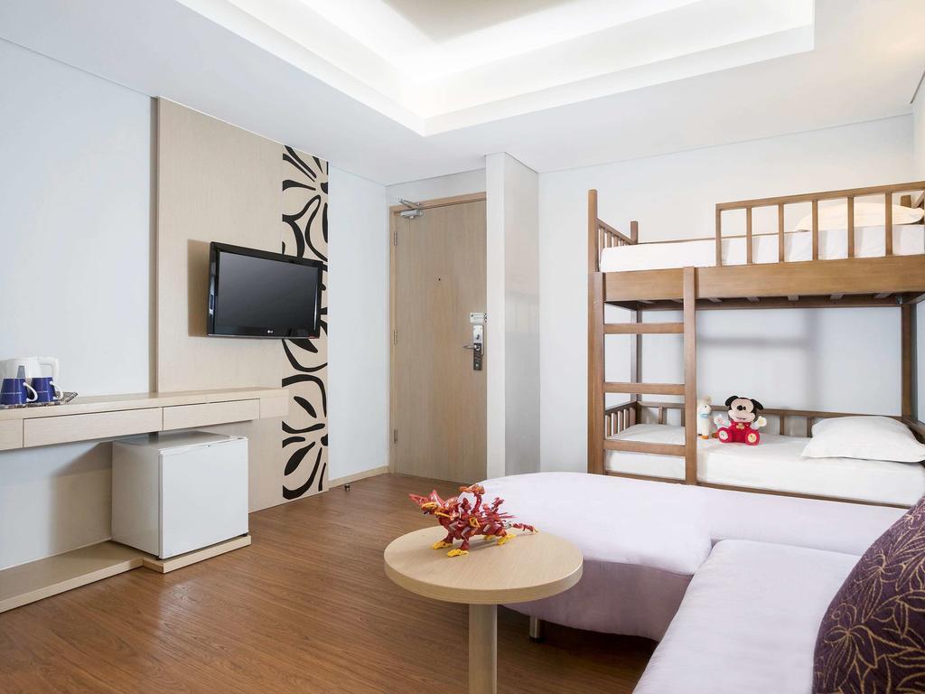 Отель, Ibis Styles Bali Benoa
