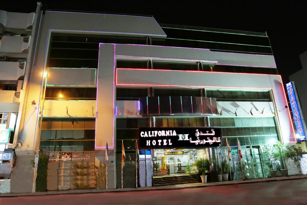 California Hotel, Дубай (город)