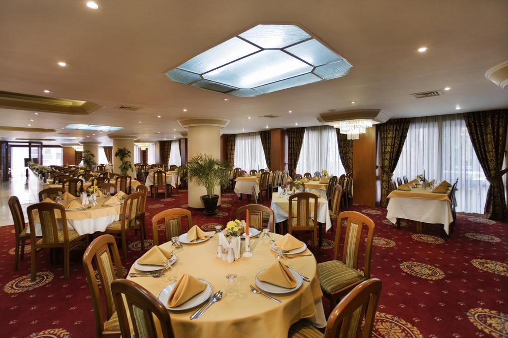 Отдых в отеле Buyuk Sahinler Hotel