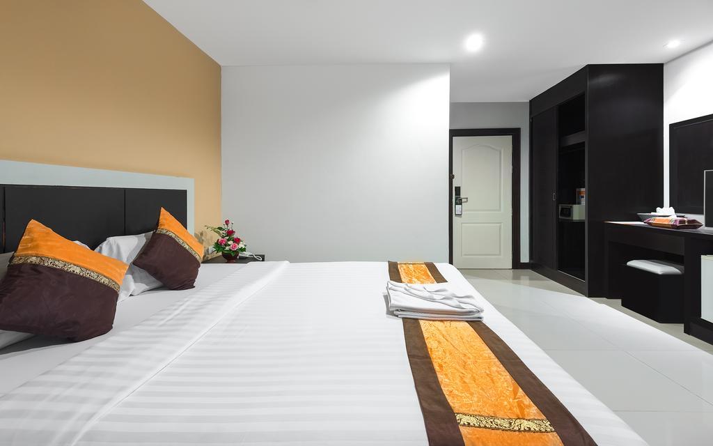 Apk Resort & Spa, Патонг цены