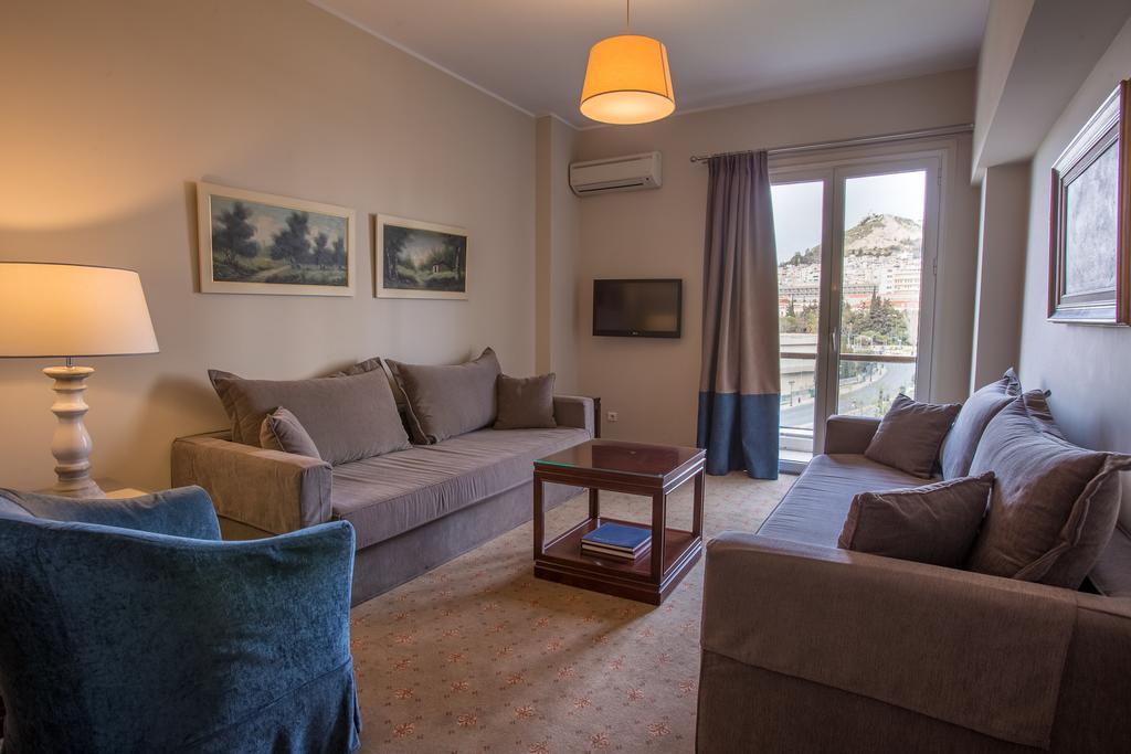 Delice Hotel Apartments, Афины, фотографии туров