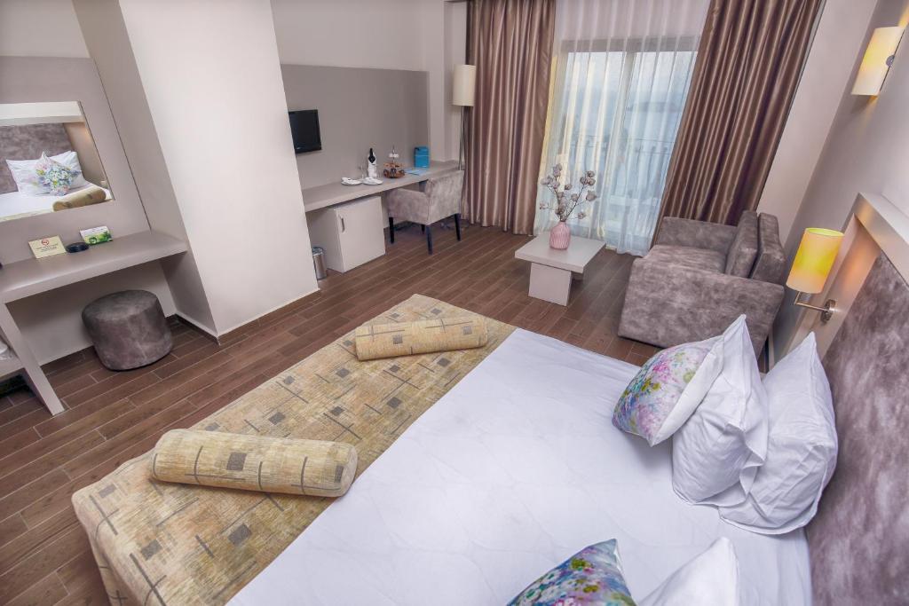 Бодрум Yasmin Bodrum Resort (ex. Yasmin Bodrum Deluxe) ціни