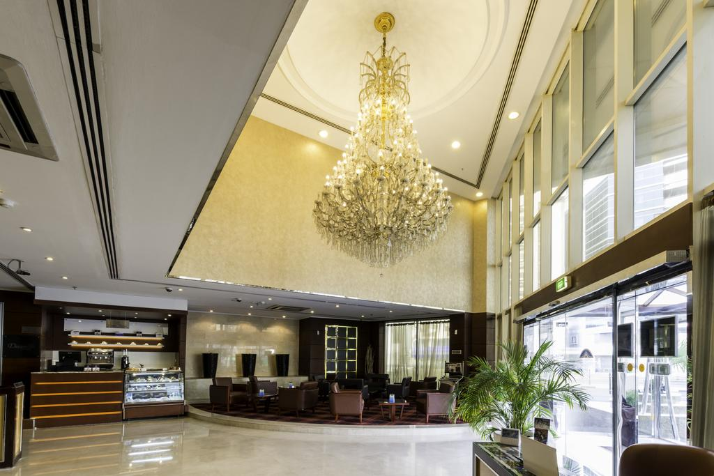 Туры в отель Howard Johnson Hotel Bur Dubai