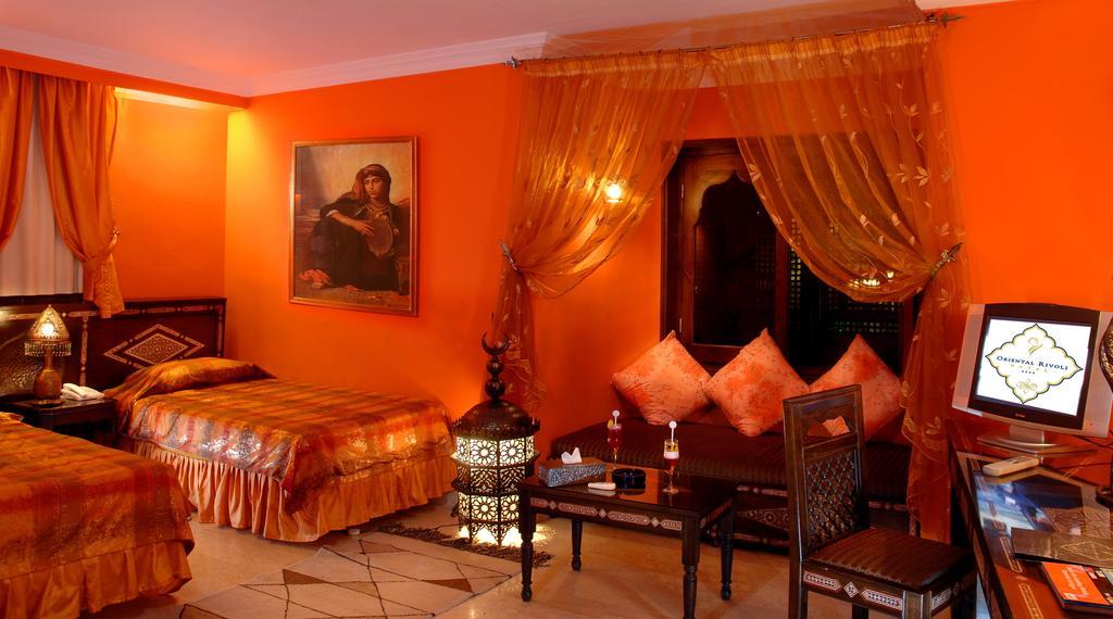 Відгуки гостей готелю Oriental Rivoli