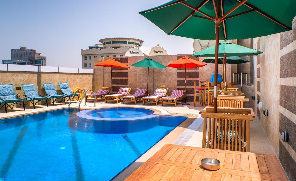 Туры в отель Tulip Inn Al Khan Hotel