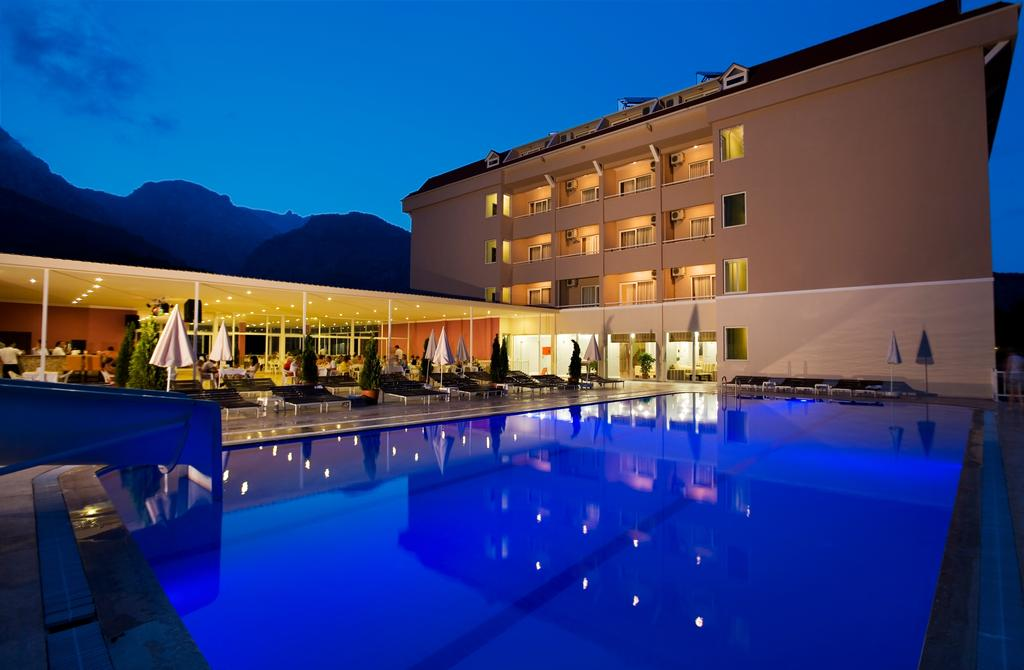 Туреччина Castle Park Hotel (ex.Larissa Park)