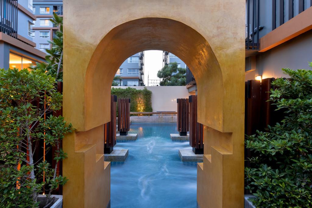 Отель, Паттайя, Таиланд, The Grass Serviced Suites