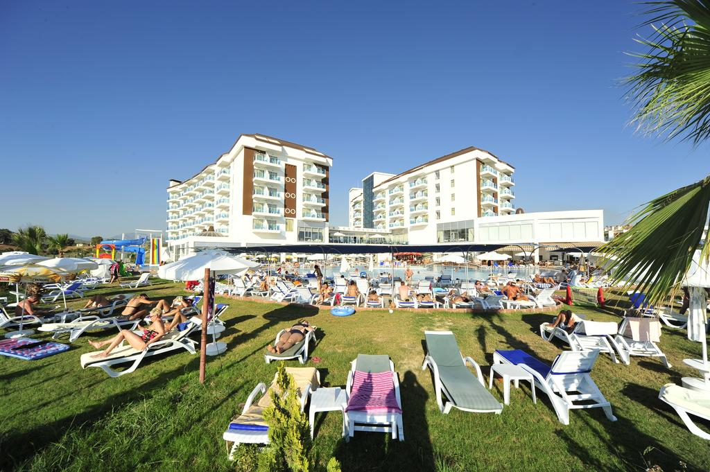 Hotel Cenger Beach, Сиде