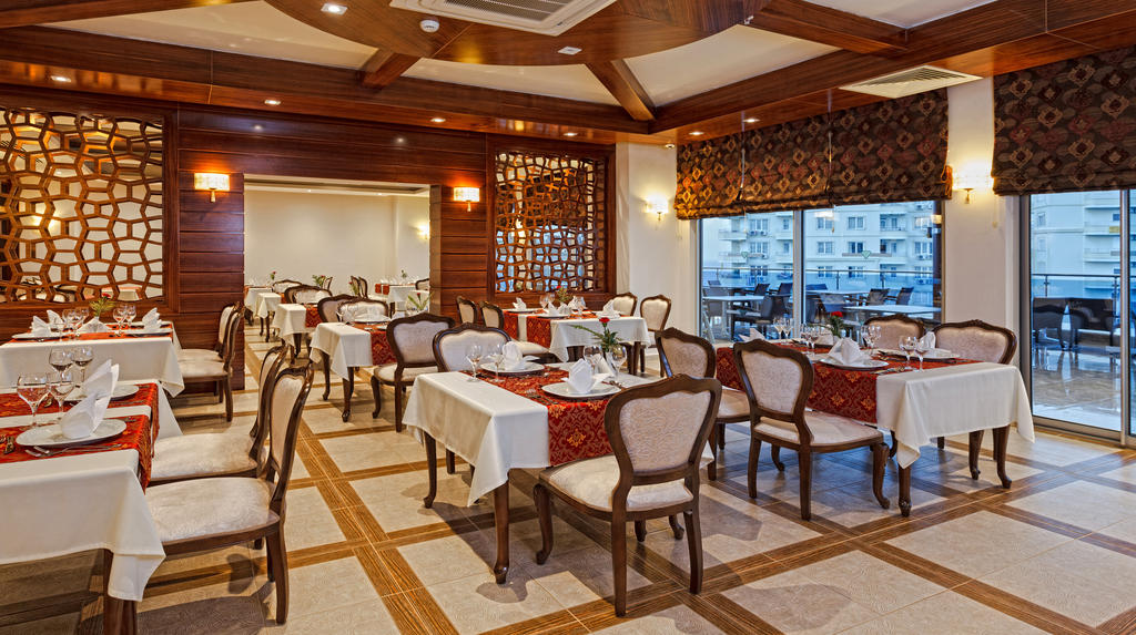 Отдых в отеле Diamond Hill Resort Аланья Турция