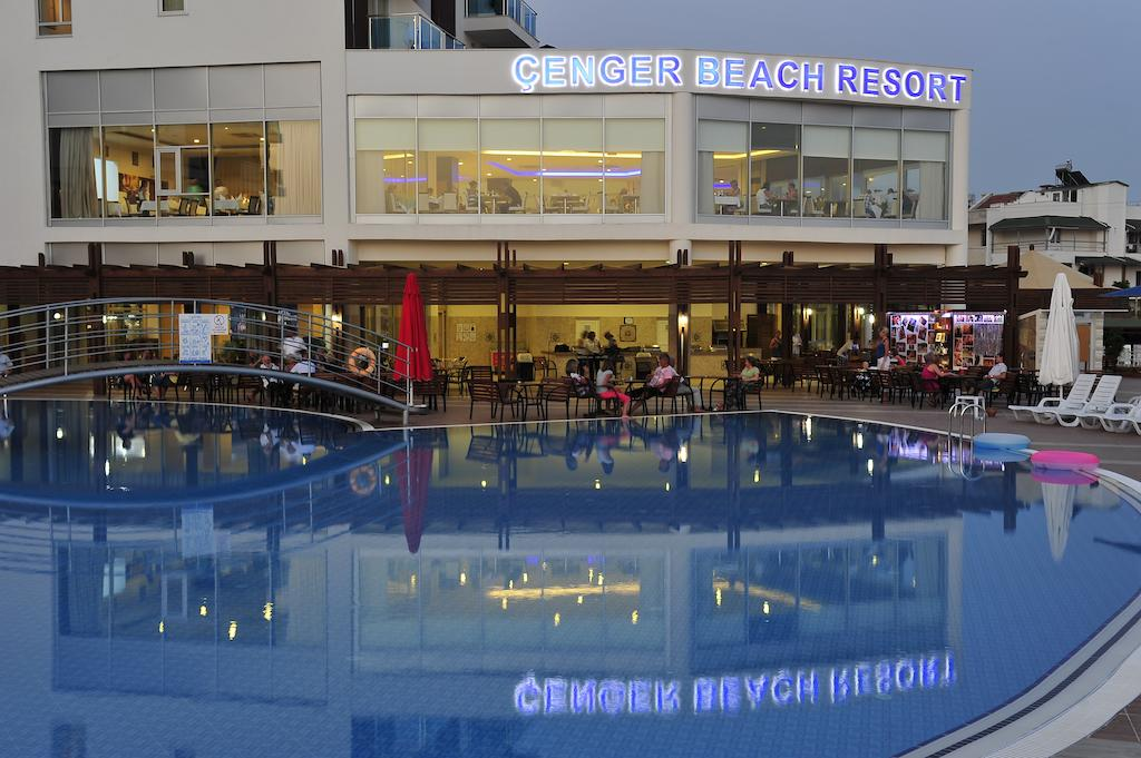 Hotel Cenger Beach, Турция, Сиде, туры, фото и отзывы