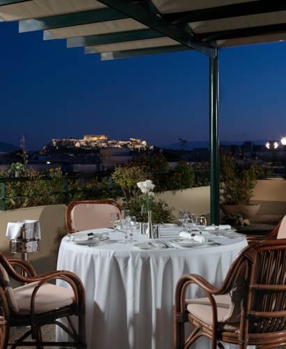 Горящие туры в отель The Stanley Hotel Афины