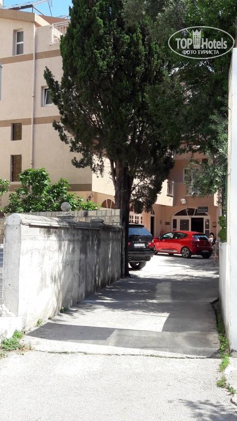 Отдых в отеле Hotel Suzana Будва Черногория